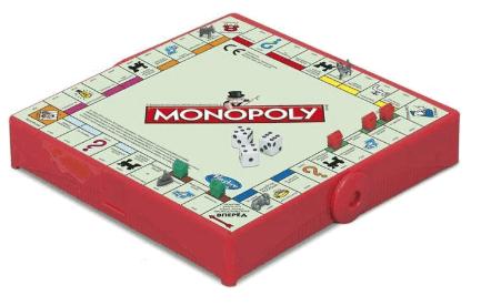 Монополия дорожная