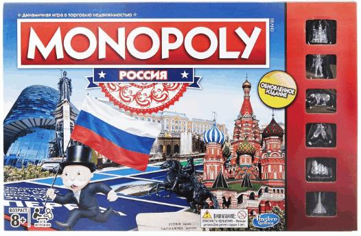 Россия монополия